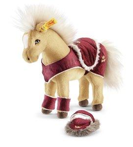 Steiff 070631 - Spieleset Pferd, 25 cm