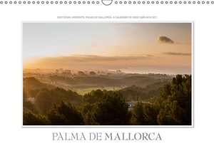 Emotional Moments: Palma de Mallorca UK-Version (Wall Calendar 2