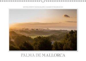 Emotional Moments: Palma de Mallorca UK-Version (Wall Calendar 2