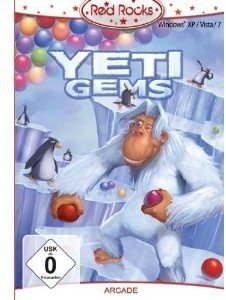 Red Rocks: Yeti Gems