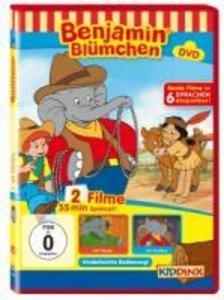 Benjamin Blümchen -als Förster/als Cowboy