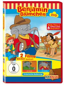 Benjamin Blümchen -als Förster/als Cowboy - zum Schließen ins Bild klicken