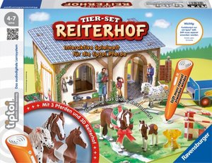 tiptoi® - Tier-Set Reiterhof