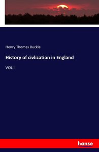 History of civlization in England