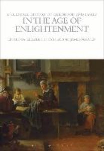 A Cultural History of Childhood and Family in the Age of Enlight