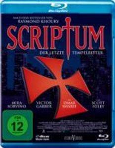 Scriptum (Blu-ray)