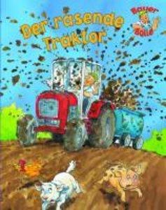 Bauer Bolle: Rasender Traktor