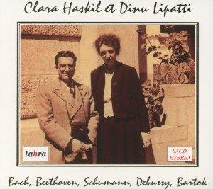 Clara Haskil und Dinu Lipatti