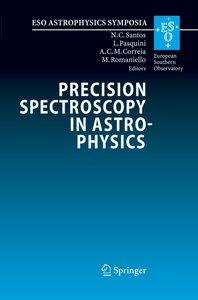 Precision Spectroscopy in Astrophysics
