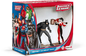 Schleich 22514 Batman vs Harley Quinn