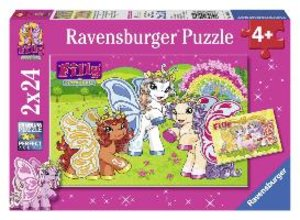 Märchenhafte Filly® Welt. Puzzle 2 X 24 Teile