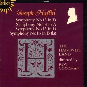 Symphonies Of J.Haydn 13-16