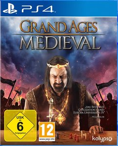 Grand Ages Medieval Standard (PlayStation PS4)