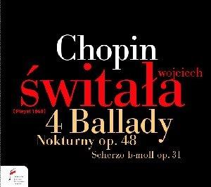 4 Balladen/2 Nocturnes op.48/Scherzo op.31