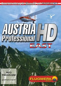 Flight Simulator X - Austria Professional HD-Ost