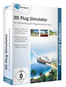 3D Flug Simulator - Avanquest Kollektion