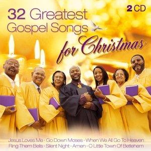 32 Greatest Gospel Songs For Christmas