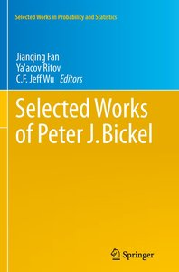 Selected Works of Peter J. Bickel