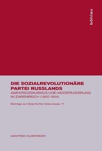 Die sozialrevolutionäre Partei Russlands