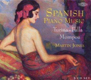 Spanish Piano Music Vol.2