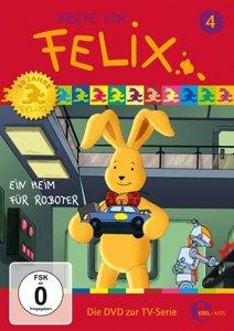 Briefe von Felix 04: Ein Heim für Roboter