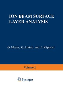 Ion Beam Surface Layer Analysis