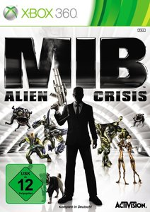 Men in Black 3 - Alien Crisis