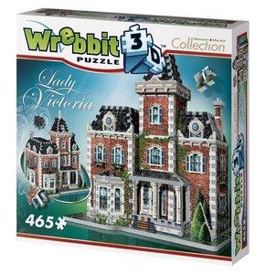 LADY VICTORIA - 3D-PUZZLE Wrebbit