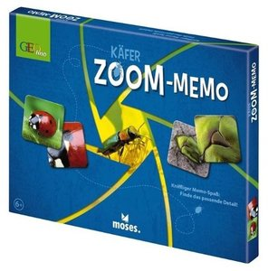 Geolino Zoom-Memo Käfer (VE 3)