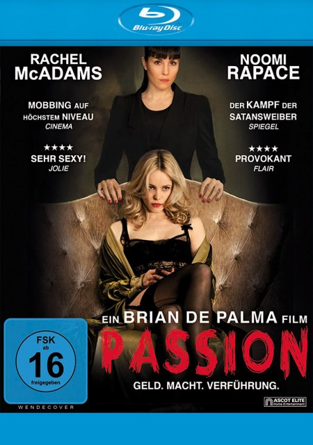 Passion-Blu-ray Disc - zum Schließen ins Bild klicken
