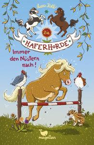 Die Haferhorde - Immer den Nüstern nach! - Band 3