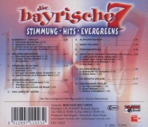Stimmung,Hits,Evergreens
