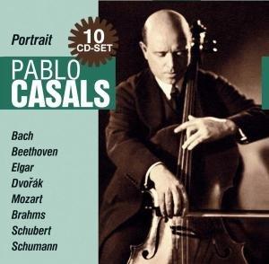 Pablo Casals-Portrait