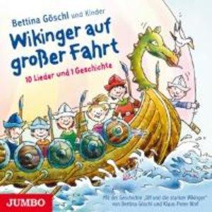 Wikinger Auf Grosser Fahrt
