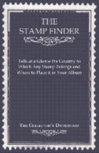 The Stamp Finder - Tells at a Glance the Country to Which Any St