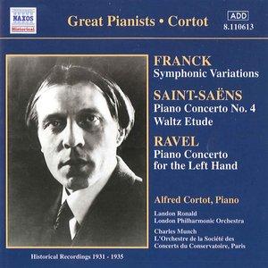 Franck Ravel Saint-Saens