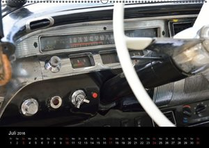 Cuba Cars (CH-Version) (Wandkalender 2016 DIN A2 quer)