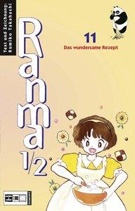 Ranma 1/2 Bd. 11. Das wundersame Rezept