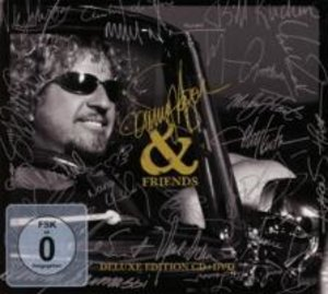 Sammy Hagar & Friends (Ltd.Digipak+DVD)