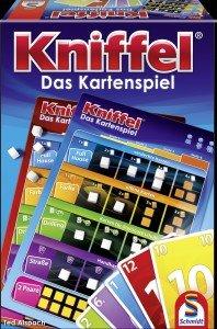 Schmidt Spiele 49266 - Kniffel - Das Kartenspiel
