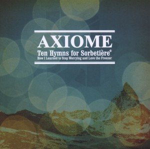 Ten Hymns For Sorbeti?re Or How I Learne