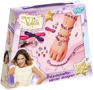 Totum Disney Violetta Freundschaftsbänder designen