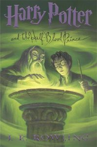 Harry Potter and the Half-Blood Prince - Library Edition