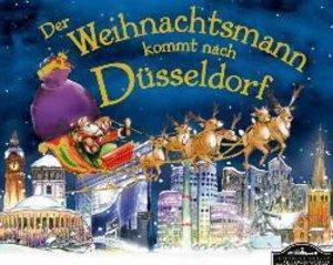 Der Weihnachtsmann kommt nach Düsseldorf