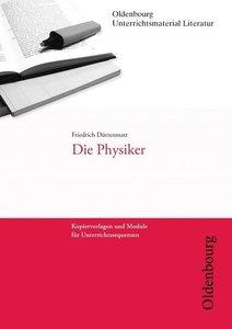Friedrich Dürrenmatt, Die Physiker (Unterrichtsmaterial Literatu