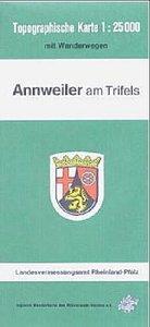 Annweiler am Trifels/Naturparkkarte