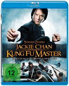 Jackie Chan Kung Fu Master (Blu-ray)