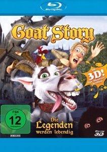 Goat Story - Die Legenden werden lebendig 3D