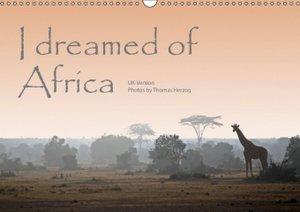 Herzog, T: I Dreamed of Africa / UK-Version