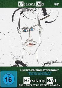 Breaking Bad Season 2-limitiertes Steelbook